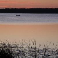 Восход на озере Шо :: Игорь Пилатович
