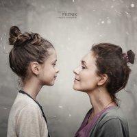 Дочь и мама :: Сергей Пилтник