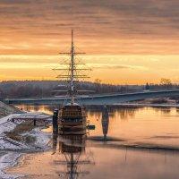 Однажды зимой :: Евгений Никифоров