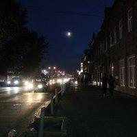 Ночной город :: Валерий Конев
