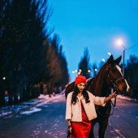 Вечерняя прогулка :: Юлия Любченко