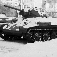 Т-34 :: Дмитрий Арсеньев