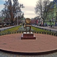 площадь О. Бендера :: Александр Корчемный