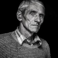 Portrait grandfather :: ljiljasr