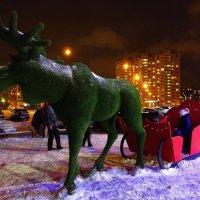 Зима идет, зиме - дорогу :: Андрей Лукьянов