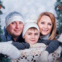 Семейный новый год! :: Ольга Егорова