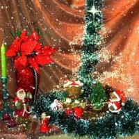 Счастья в Новом году! :: Nina Yudicheva