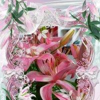 Нежность лилии :: Nina Yudicheva