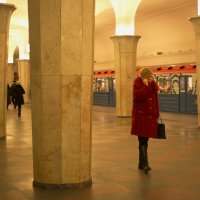 Станция Кропоткинская :: Александра
