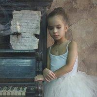 Ballerina's story :: Elena Fokina