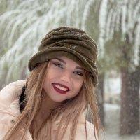 Улыбка под метель :: Albina