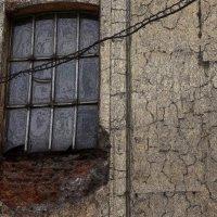 окно во двор :: Наталья Сазонова