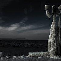 Владивосток.Зима. :: Олег Семенов