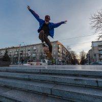 Скейтер :: Artem Zelenyuk