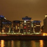 Английское посольство в ночи :: Мария Самохина