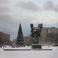 Площадь Плевен. Ростов :: Николай Семёнов