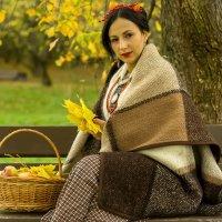 Осенний портрет :: Сергей Мягченков