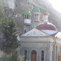 Монастырь святого священномученика Климента в Инкермане :: Елена Павлова (Смолова)