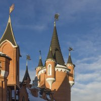 Башни :: Владимир Иванов