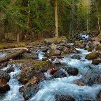 Горная река :: Александр