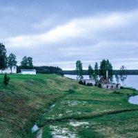 Свято-Троицкий Александро-Свирский монастырь. :: Владимир Безбородов