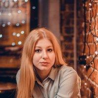 Согреваясь в мерцании огней :: Екатерина Молькова