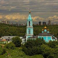 Храм Рождества Пресвятой Богородицы в Крылатском :: Александр