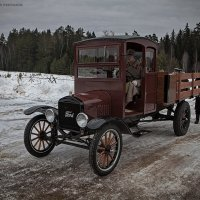 ......старенький Ford :: Виктор Перякин