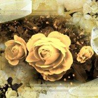 Ах, как прекрасны были эти розы.... :: Nina Yudicheva