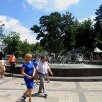 Парк имени Константина Тренёва :: Александр Рыжов