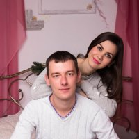 Пара в студии :: Valentina Zaytseva