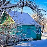 зимний домик :: Сергей А. Петров