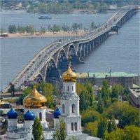 Волга. :: Андрей Козлов