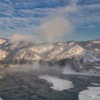 Утро в горах :: Елена Баскакова