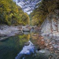 Мерхеульский каньон . :: Александр Криулин