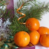 Чем пахнет Новый год? :: Татьяна Смоляниченко