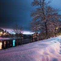 Зимний ночной :: Инга Мысловская