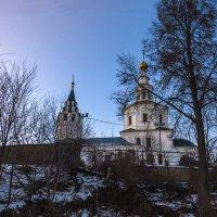 Церковь Николы Мокрого во Владимире :: Сергей Цветков