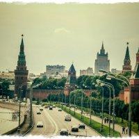Вдохновляюсь видами столицы :: Андрей Головкин