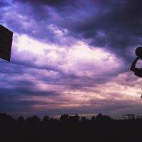 Небесный баскетбол =) :: Jack Wall
