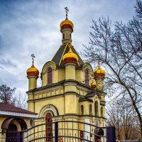 Церковь Всех Святых :: Юрий Шапошник