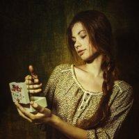Анна-Мария и артефакты её памяти :: AlisaNikolenko
