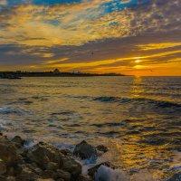 Закат красивейшее явление природы... :: Александр Пушкарёв