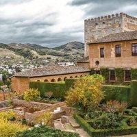 Spain 2016 La Alhambra 2 :: Arturs Ancans