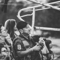 В ожидании чуда... о.Борнео,Малайзия! :: Александр Вивчарик