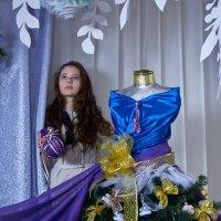 Новогодняя съемка :: Анастасия