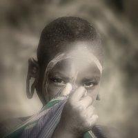 Портрет девушки :: Андрей Артамонов (artamonoff2009)