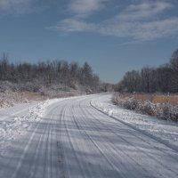 Зимняя дорога :: Андрей Степанов