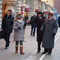 Женщина, вам революция не нужна? :: Сергей Михальченко