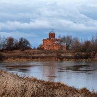 Первый лед :: Евгений Никифоров